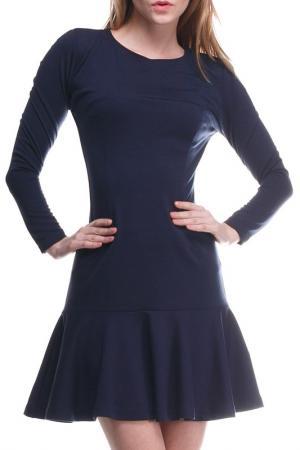 Платье Majaly. Цвет: синий