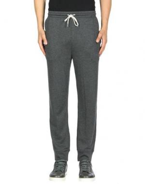 Повседневные брюки CLUB MONACO. Цвет: свинцово-серый