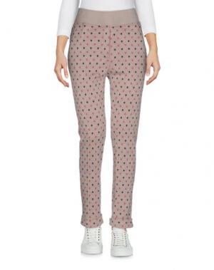 Повседневные брюки BARK. Цвет: светло-коричневый
