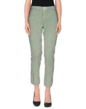 Повседневные брюки EVERY.DAY.COUNTS. Цвет: зеленый