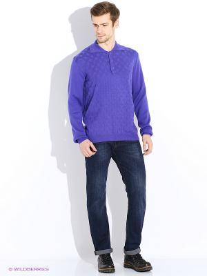 Джемпер MAER. Цвет: фиолетовый
