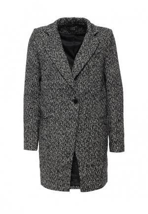 Пальто Concept Club. Цвет: серый