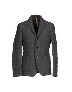 Пиджак MANUEL RITZ WHITE. Цвет: серый