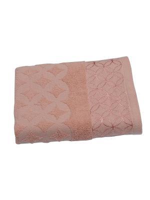 Комплект TOALLA. Цвет: розовый