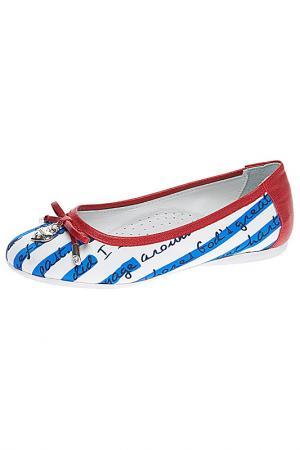 Туфли BAILELUNA. Цвет: белый