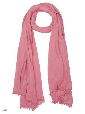 Платок United Colors of Benetton. Цвет: розовый
