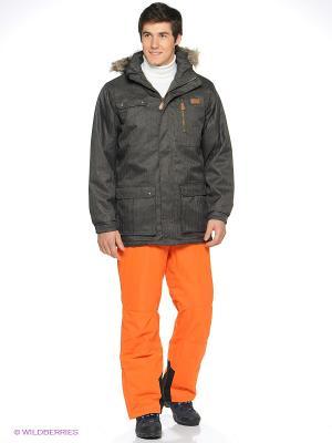 Куртка Trespass. Цвет: хаки