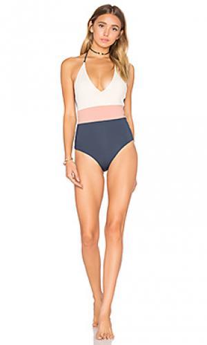 Слитный купальник chase TAVIK Swimwear. Цвет: ivory
