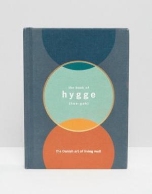 Books Книга Book of Hygge. Цвет: мульти