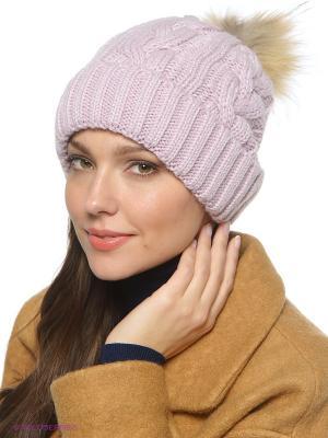 Шапка Totti. Цвет: сиреневый, бледно-розовый, серебристый