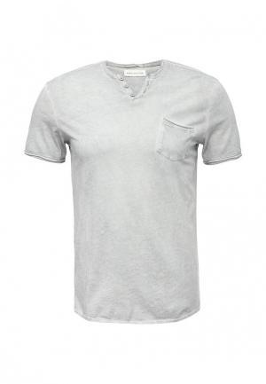 Футболка Harris Wilson. Цвет: серый