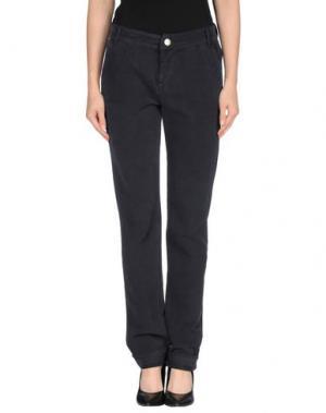 Повседневные брюки CHARAPA. Цвет: темно-синий