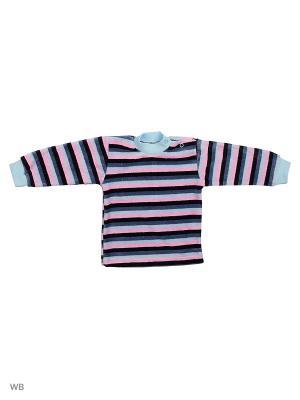 Джемпер Babycollection. Цвет: розовый, черный
