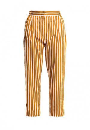 Брюки Max&Co. Цвет: золотой