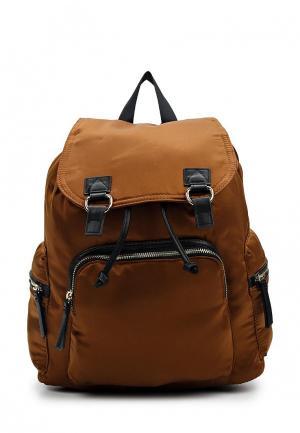 Рюкзак Mango. Цвет: коричневый