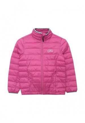 Куртка утепленная Five Seasons. Цвет: фуксия