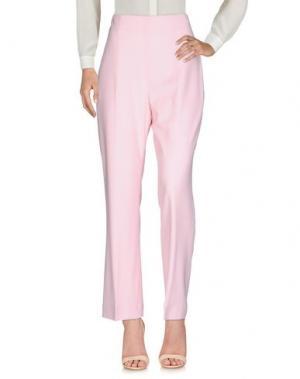 Повседневные брюки ALTUZARRA. Цвет: розовый