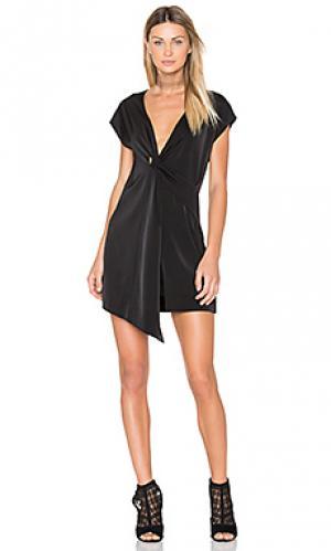 Платье leilani NBD. Цвет: черный