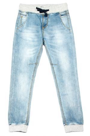 Джинсы Fifty Four. Цвет: голубой, джинсовый