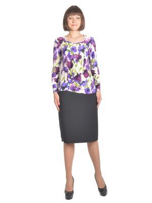 Кофточка Томилочка Мода ТМ. Цвет: лиловый