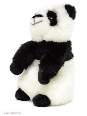 Мягкая игрушка Панда MAXITOYS. Цвет: белый, черный