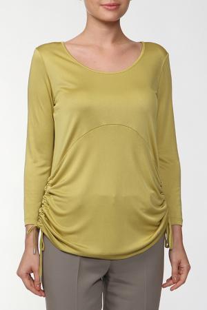 Блузка Marly's. Цвет: зеленый