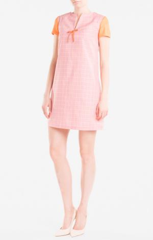 Платье Розовое VIKTORIA IRBAIEVA