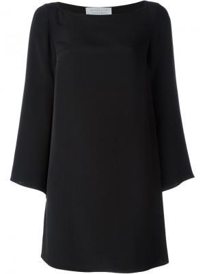 Платье мини Gianluca Capannolo. Цвет: чёрный