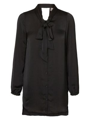 Блузка Vero moda. Цвет: черный