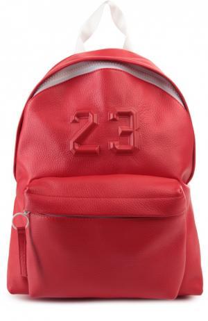 Рюкзак Joshua Sanders. Цвет: красный