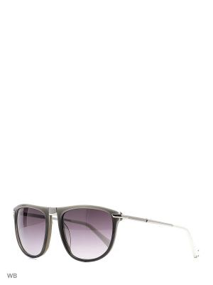 Солнцезащитные очки VW 820S 03 Vivienne Westwood. Цвет: серый