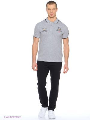 Спортивные брюки Ocean66. Цвет: темно-синий