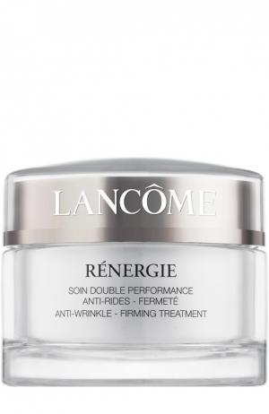 Дневной крем от морщин для повышения упругости Rénergie Lancome. Цвет: бесцветный