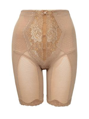 Панталоны коллекция Нефертити Silkway. Цвет: бежевый