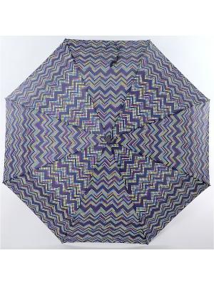 Зонт ArtRain. Цвет: темно-синий, голубой