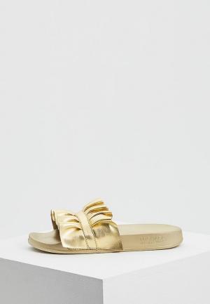 Сабо Michael Kors. Цвет: золотой