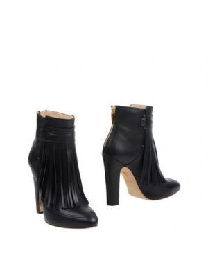 Полусапоги и высокие ботинки MAIYET. Цвет: темно-синий