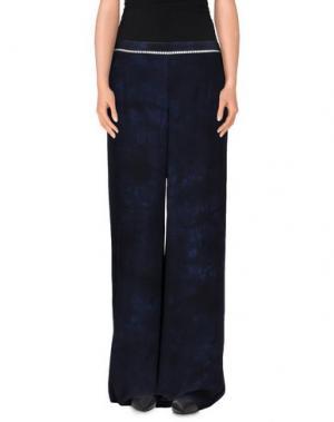 Повседневные брюки GRYPHON. Цвет: темно-синий