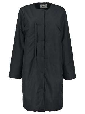 Пальто BZR (Дания) 26864. Цвет: темно-синий