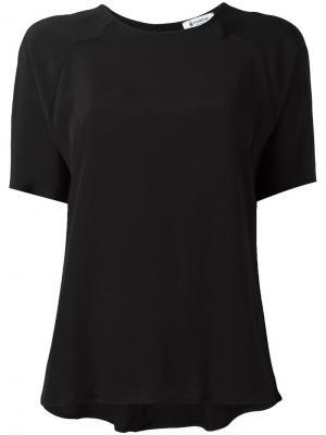 Базовая футболка Dondup. Цвет: чёрный