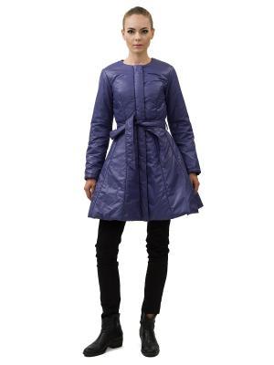 Пальто DOCTOR E. Цвет: фиолетовый