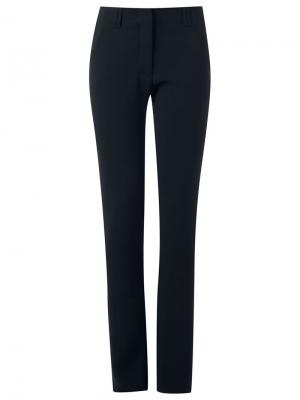 Straight leg trousers Gloria Coelho. Цвет: синий