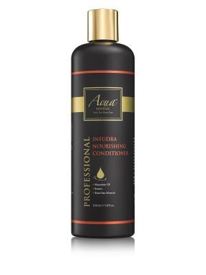Кондиционер для волос восстанавливающий и питательный 350 мл AQUA MINERAL. Цвет: прозрачный