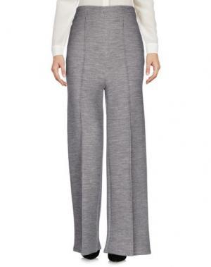 Повседневные брюки .TESSA. Цвет: серый