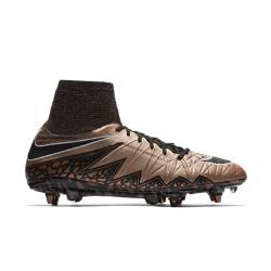 Мужские футбольные бутсы для игры на мягком грунте  Hypervenom Phantom II SG-PRO Nike. Цвет: коричневый