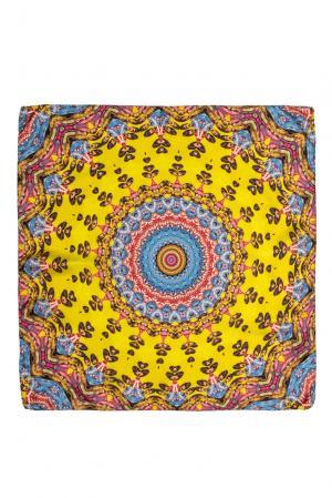 Шелковый платок 156825 Tatiana Kulagina. Цвет: разноцветный