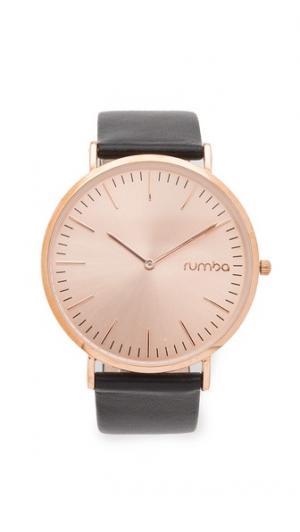 Часы с кожаным ремешком SoHo RumbaTime