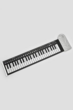 Пианино гибкое 49 клавиш BRADEX. Цвет: черный