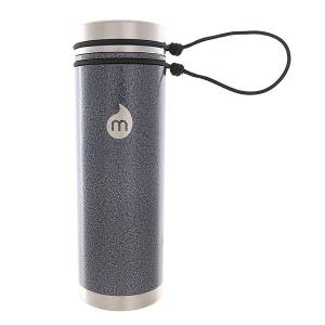 Термокружка  V7 Gray Hammer Paingt Sst Lid N Rope Leash Mizu. Цвет: черный,серый