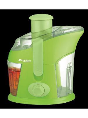 Соковыжималка 4в1. Соковыжималка/блендер/кофемолка/измельчитель ELTRON. Цвет: зеленый